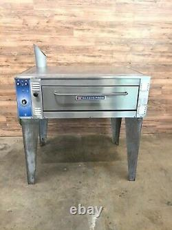 2007 Bakers Pride EP8-3836 55 Single Deck Electric Pizza Oven, 208V / Phase 3