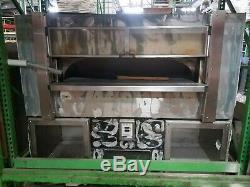 2007 Wood Stone Fire Deck 8645 Pizza Oven WS-FD-8645-RFG-LR-IR-NG