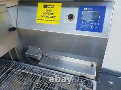 2016 Middleby Marshall WOW PS360G Double Deck Conveyor Pizza Oven Belt Width 32
