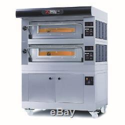 AMPTO AMALFI A2 Electric Deck-Type Pizza Bake Oven