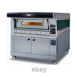 AMPTO P110G A1X Gas Deck-Type Pizza Bake Oven