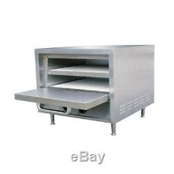 Adcraft PO-22 26 Stackable Deck-Type Pizza Oven