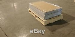 BAKING DECK STONES NSF BAKERS PRIDE Y-600 Y-602 PIZZA OVEN 20x36x2 THICK EACH