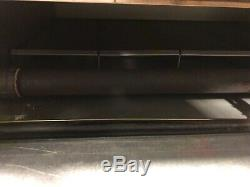 Bakers Pride 351 Double Deck Stone Brick Pizza Sub Oven with Stones Natural Gas