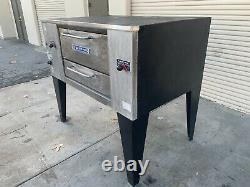 Bakers Pride D-125 single deck natural gas pizza oven FREE SHIPPING
