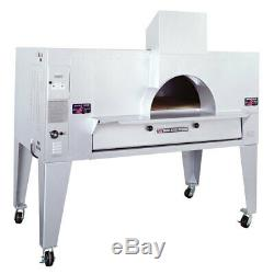Bakers Pride FC-616 Gas Deck-Type Pizza Bake Oven