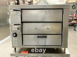 Bakers Pride GP-51 Countertop Pizza Oven Single Deck