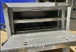 Bakers Pride P-18s Electric Countertop Pizza Deck Oven 120v 1 Phase