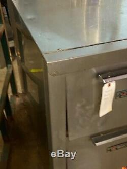 Bakers Pride P46S Electric Countertop Bake and Roast / Pizza Oven Double deck
