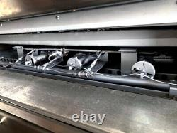 Bakers Pride Pizza Oven Double Deck