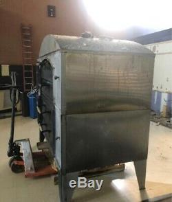 Bakers Pride Pizza Oven Double Deck (Gas)