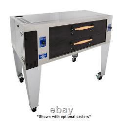 Bakers Pride Y-600-DSP Super Deck Y Series Display Pizza Oven