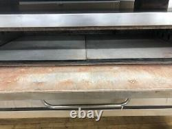 Bakers Pride, Y-602, Double Deck Pizza Oven