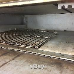 Blodgett 1060 Double Steel Deck Pizza Oven