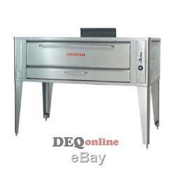Blodgett 1060 Single Deck Gas Pizza Oven