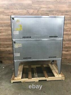 Blodgett 911 Double Deck Pizza Oven, Natural Gas