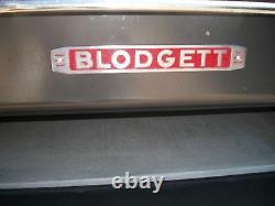 Blodgett 951 Natural Deck Gas Pizza Oven Brand New Stones