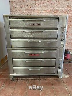 Blodgett 981-S Four Deck Pizza Oven So Cal