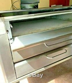 Blodgett 981 Single Deck Pizza Oven