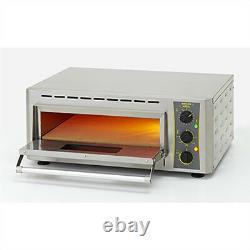 Equipex PZ-431S Countertop Pizza Oven Single Deck, 208-240v/1ph