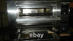 Garland 2 deck Pizza Oven MC-E20-2S Air Cell /Impingement 208/240v 1ph or 3ph