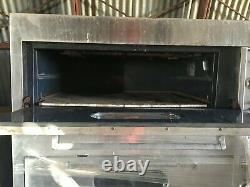 Garland Commercial Kitchen ElectricTriple Deck Pizza Oven