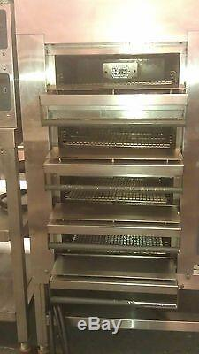 Garland Pizza Oven 4 decks MC-E20-4 Air Cell Pizza Ovens