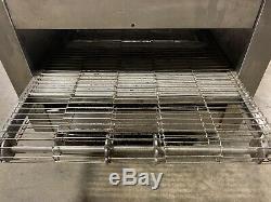 Holman Star 214HX Miniveyor Electric Conveyor Oven Deck Pizza Sandwich Toaster