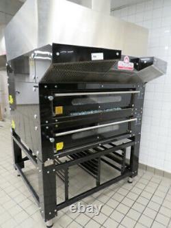 Italforni 2 Deck Pizza Oven
