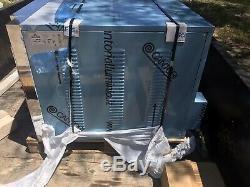 Italforni Presaro Double Deck Pizza Oven TKD 2I Electric Stone Pizza Oven (NEW)