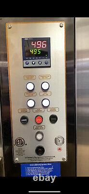 LC Bakery Rotating 4 deck Oven for Baking or Pizza