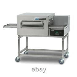 Lincoln 1131-000-U Electric Express Single Deck Conveyor Pizza Oven