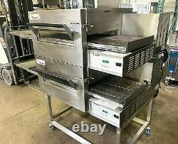 Lincoln 1132 Double Deck Electric Conveyor Pizza Oven (Fully Refurbished)