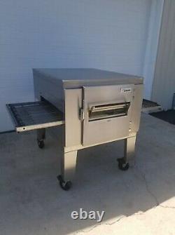 Lincoln Impinger 1450 Single Deck Conveyor Pizza Oven Belt Width 32