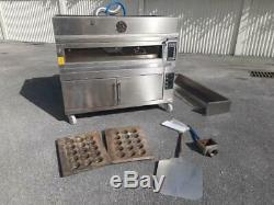MIWE Baking Bread Pizza Oven Single Electric Deck Backcombi CO 1.1208