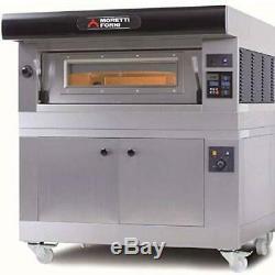 MORETTI FORNI AMALFI B1 Electric Pizza Oven 38'' x 29'' x 7'' 208//3ph-1 Deck