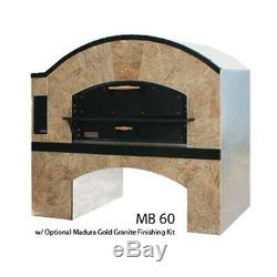 Marsal MB-60 Gas Deck Type Pizza Oven
