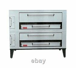Marsal SD-1060/SD-660 Gas Deck-Type Pizza Bake Oven