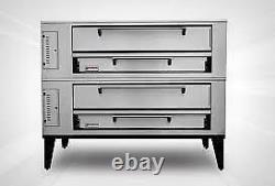 Marsal SD-10866/SD-866 Gas Deck-Type Pizza Bake Oven