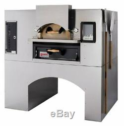 Marsal WF-42 Gas Deck-Type Pizza Bake Oven