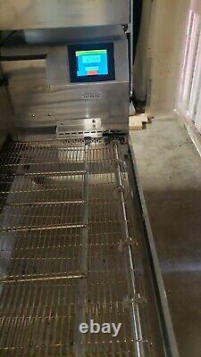 Middleby Marshall WOW PS640G Double Deck Conveyor Pizza Oven Belt Width 32