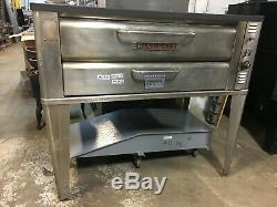 Oven Pizza 1 Stone Deck Gas Blodgett