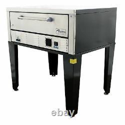 Peerless CE41PE 50 Electric Pizza Deck Oven, Single Deck