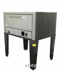 Peerless CE43BESC Three 7 High Deck Bake and Roast Electric Pizza Oven