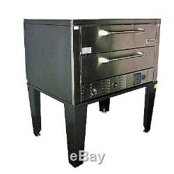 Peerless CE61PE Electric Deck-Type Pizza Bake Oven