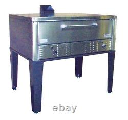 Peerless Ovens Gas Pizza Oven Large 52 x 36 x 1 Hearth Deck Floor Model