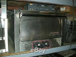 Pizza Oven, Garland, 2 Decks, C/top. 220v. 1ph, Stones, 900 Items On E Bay