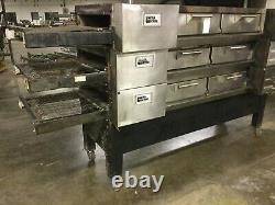 Randell Pizza Pride 143 Triple Deck Conveying Commercial Pizza Oven