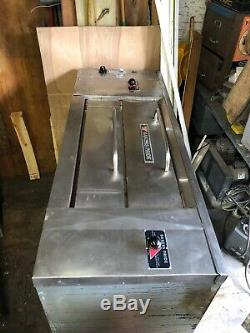 USED Bakers Pride DS990 Pizza Oven Double Deck Natural Gas 140,000 BTU