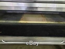 Used Bakers Pride 4152 Natural Gas Double Deck Pizza Oven